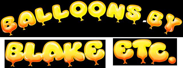 Balloons By Blake